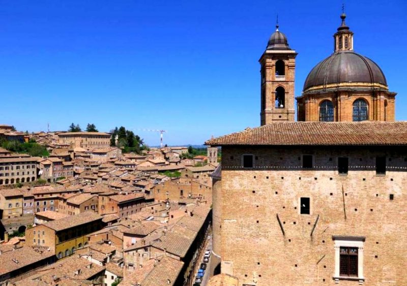 places to visit le marche urbino