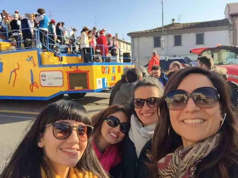 fano italy carnival