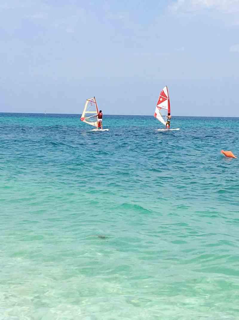 portonovo marche windsurf