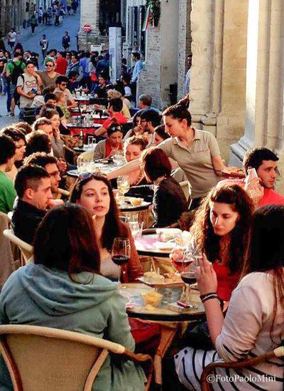 Urbino students