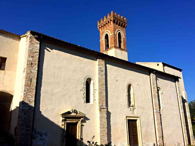 serrapetrona church san francesco