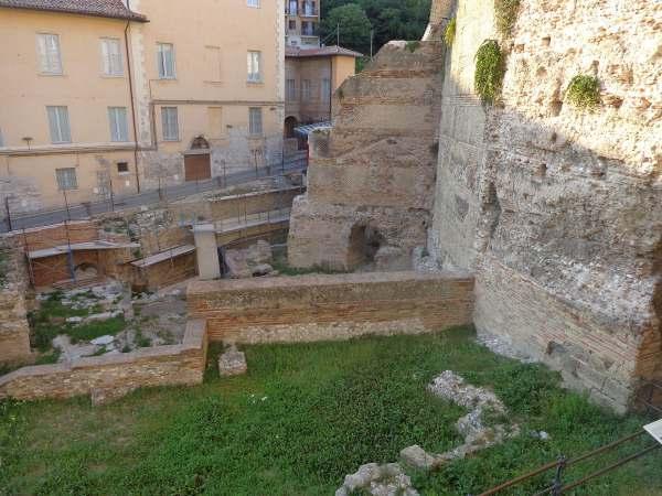 Ancona Anfiteatro romano