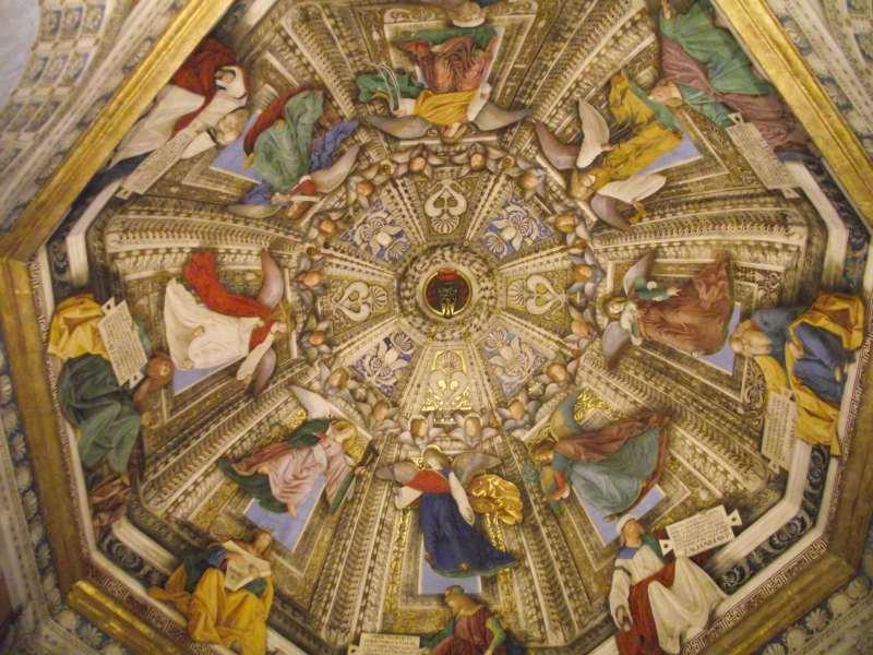 Basilica fresco