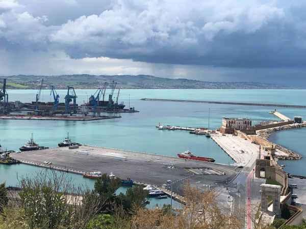 ancona harbor