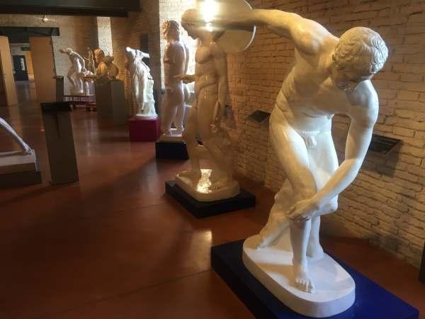 ancona museum omero