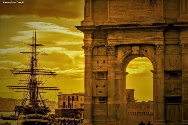 arch trajan ancona