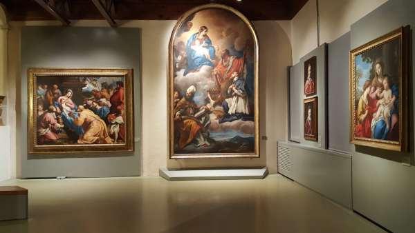 art gallery ancona pinacoteca