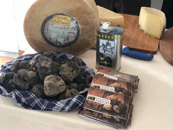 le marche cuisine truffles