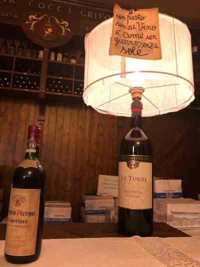 le marche wine