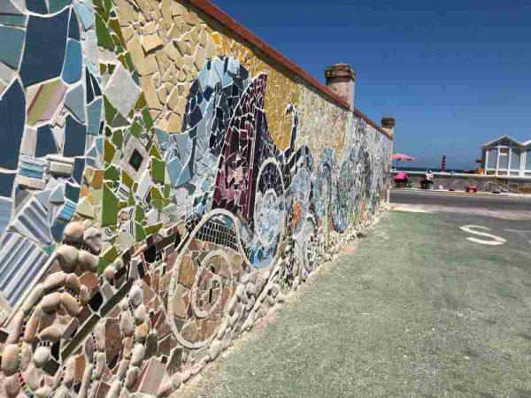 marotta beach mosaic