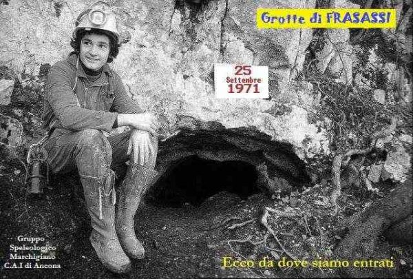 frasassi caves discover