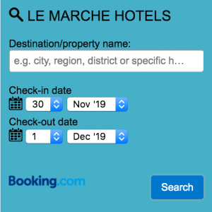 booking le marche