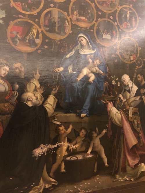 lotto maria del rosario