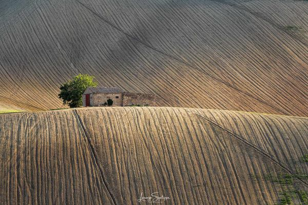 marche italy hills
