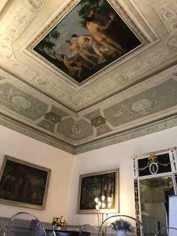 palazzo gentili rooms