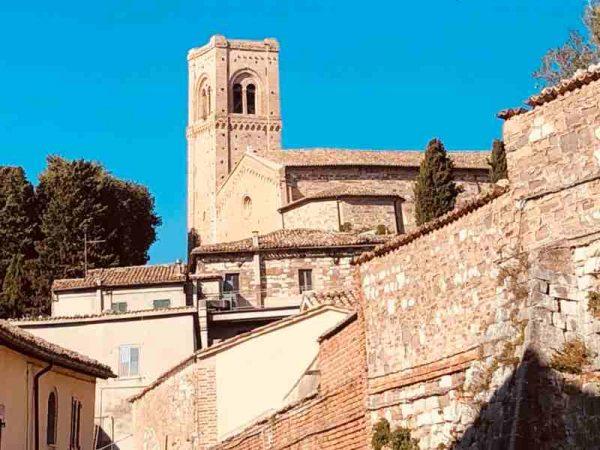 san severino marche castle
