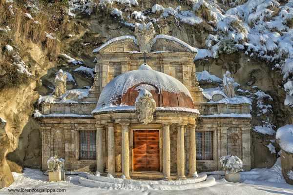 S.Emidio alle grotte temple