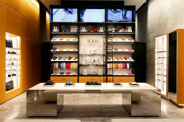 tods outlet marche
