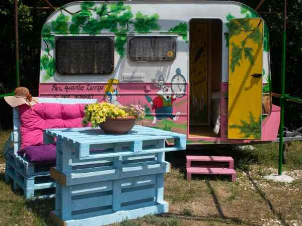 camping marche italy