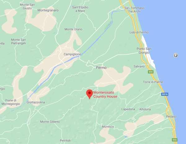 monterosato map