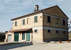 Villa Belvedere Ostrense Marche
