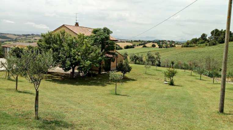 Villa Belvedere Ostrense Marche Italy