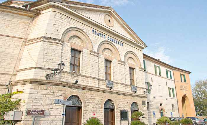 Teatro Cortese Sirolo