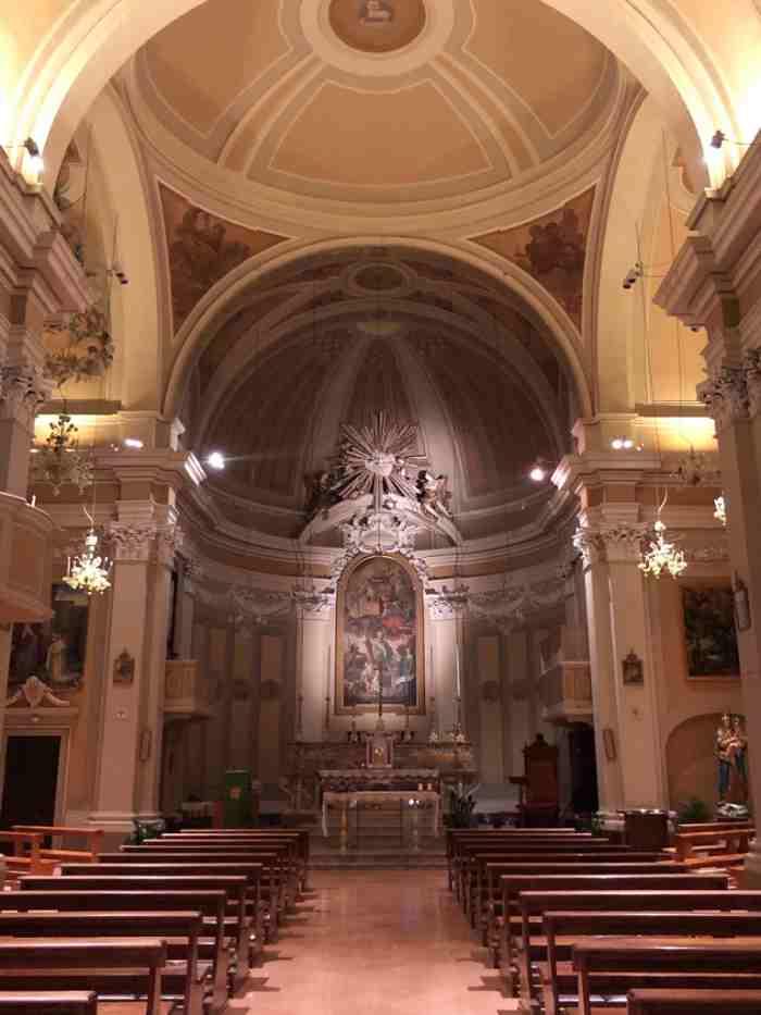 church san nicola di Bari