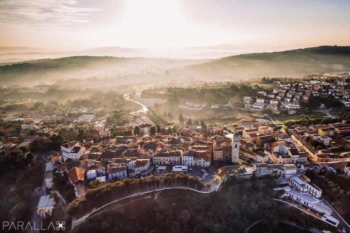 sirolo italy village